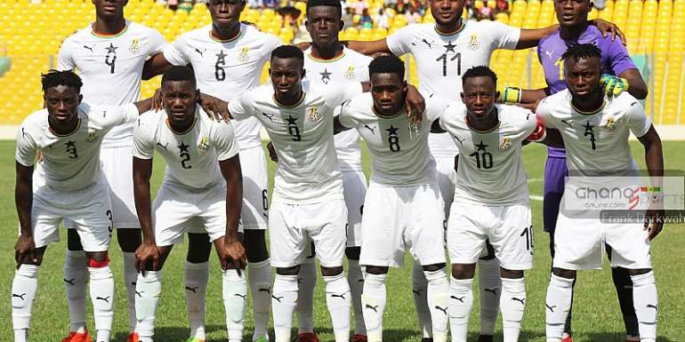 U-23 AFCON: Ibrahim Tanko Names Attacking Lineup For Egypt Clash Tonight