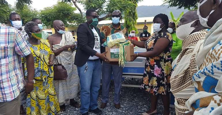 COVID-19 Fight: Middlebelt Development Authority Distributes PPEs To Residents