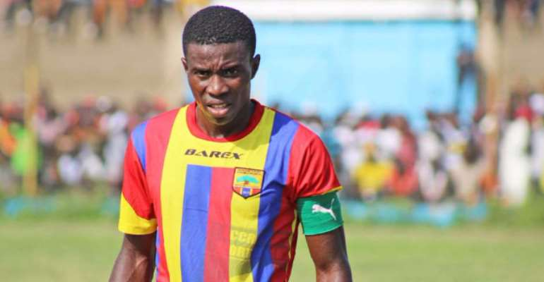 Thomas Abbey Lauds Hearts of Oak Supporters