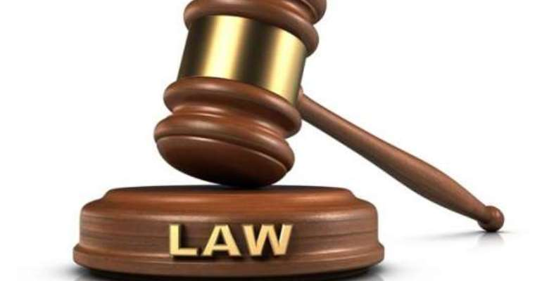 40,000 Cedis Bail For Community Police Assistant