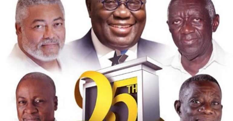 25 Years Of Ghana's 4th Republic; The Journey So Far-Nana Kwadwo Akwaa