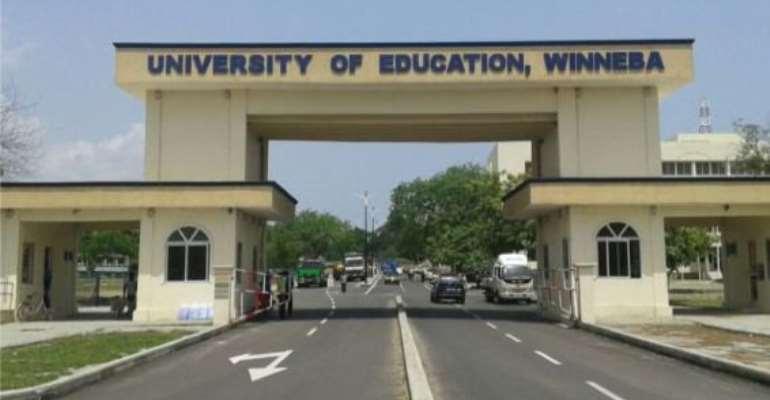 Lets Commend Kofi Supi Kwayera For Overhauling UEW