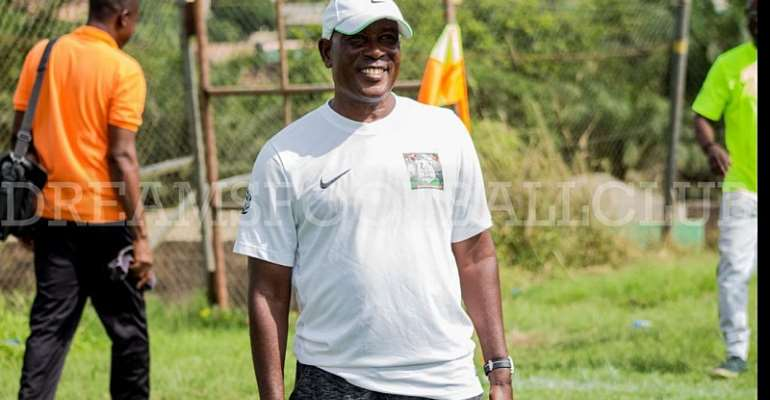 Dreams FC Coach Karim Zito Urges Kotoko To Enhance Players Condition Ahead Africa Campaign