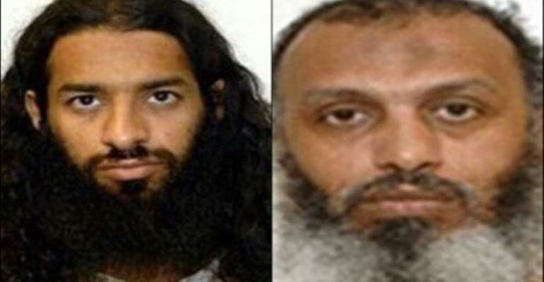 Fate Of Gitmo 2 In Limbo