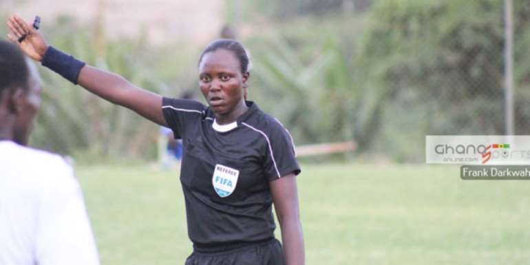 2018 AWCON: Juliet Appiah Makes The Cut As CAF Announces 26 Referees For Tourney
