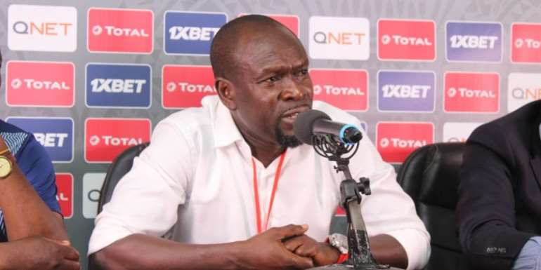CK Akunnor Ready For Black Stars Assistant Coach Job