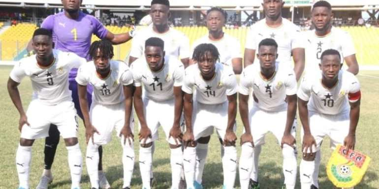 CAF U-23 AFCON: GOC Supports Black Meteors With $8000