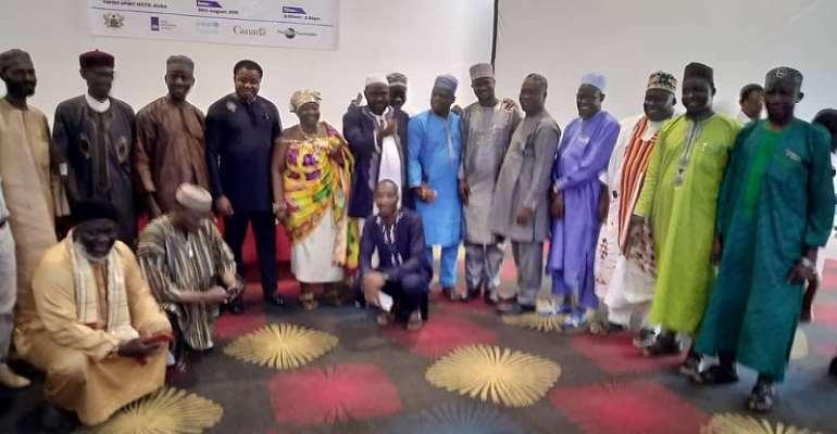 Zongo Community Children to focus on STEM Education says Dr. Mensah