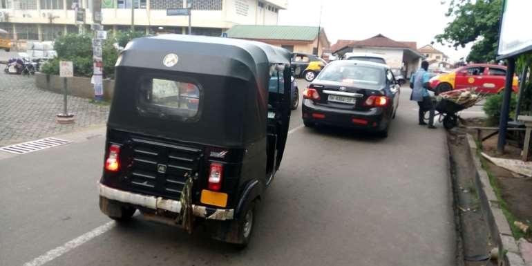 Tackling Okada Crashes