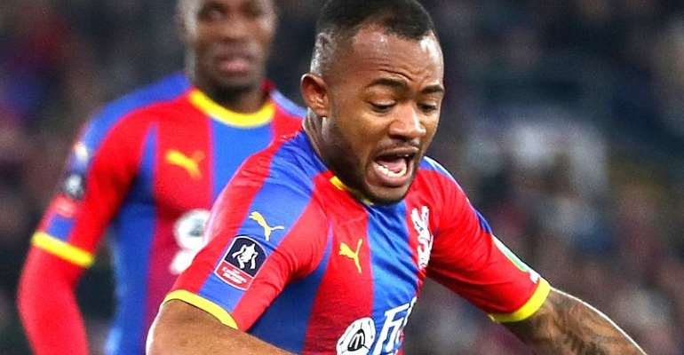Jordan Ayew Hoping To Achieve More With Crystal Palace