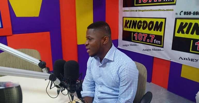 Sammy Gyamfi - National Communications Officer