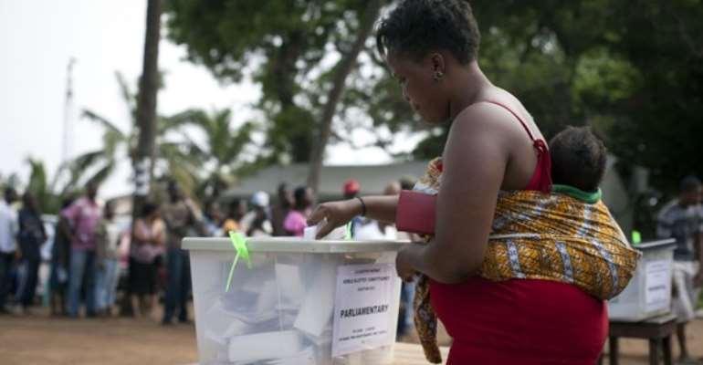 Vote-buying weakens democracy - V. L. K. Djokoto