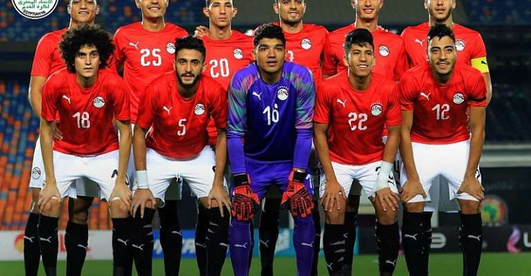 CAF U-23 AFCON: Egypt Announce Final 21-Man Squad For Tournament
