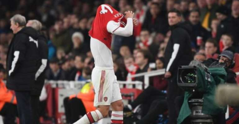 'I Reached Boiling Point' - Arsenal's Xhaka Explains Confrontation With Fans