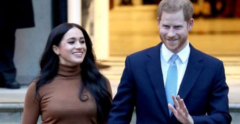 Prince Harry And Meghan Looks Up To Royal Roles