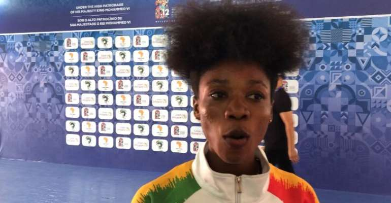 Grace Obour Breaks 400m Record At GUSA Games 2020