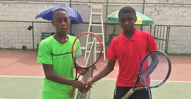 Two Ghanaians Clash At ITF/ West And Central Africa Junior Championship Finals