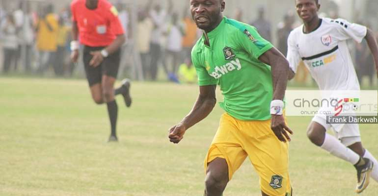 Bright Adjei Reveals Why He Snubbed Hearts of Oak