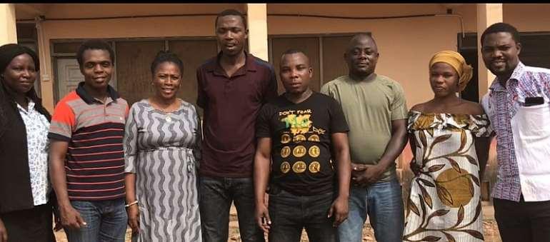 Volta Regional Football Association Meets Volta Executives Of Referees Association Of Ghana