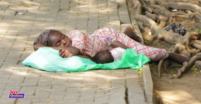 Who Cares For The Urban Poor? [Photo Of The Week]