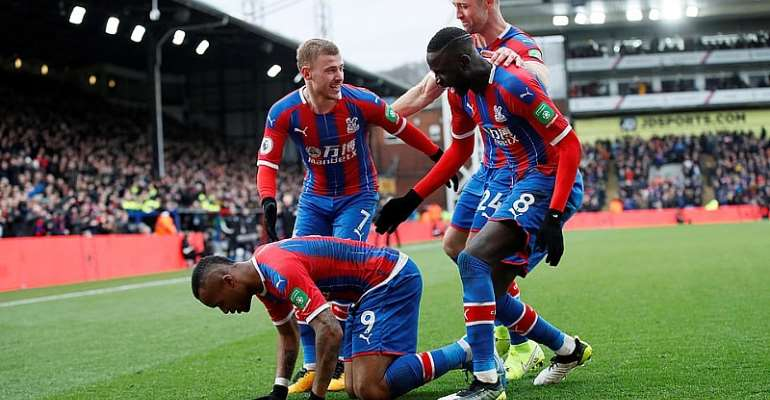 Jordan Ayew Scores 6th League Goal For Crystal Palace Against Arsenal