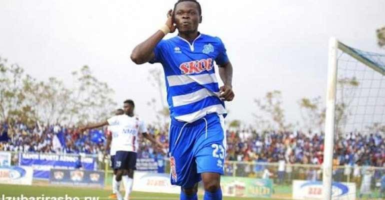 Burundi Stars Pierre Kwizera Arrives In Ghana To Complete Asante Kotoko Deal