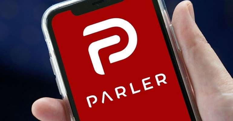 Conservative website Parler forced offline: web trackers