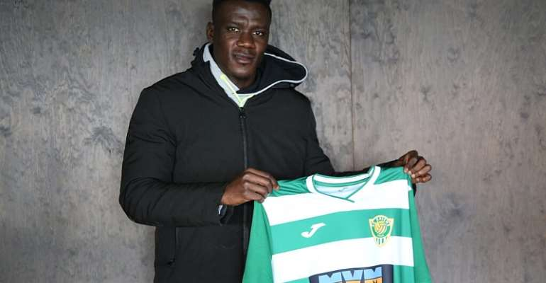 Ghanaian youngster Ransford Selasi joins SC Kriens on loan for the rest of the season