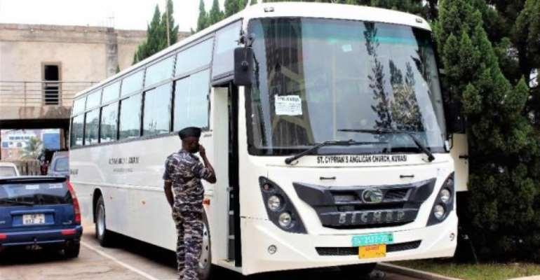 Akufo-Addo fulfills promise to Anglican Church