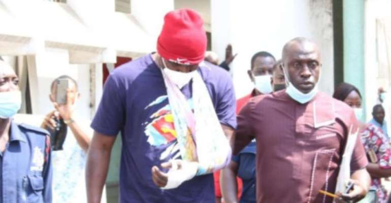 Court adjourns Ablekuma Central election shooter case to January 18