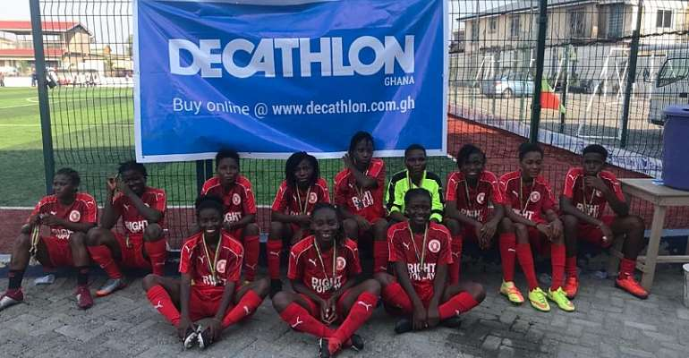 Decathlon Ghana committed to supporting Ghana Sports