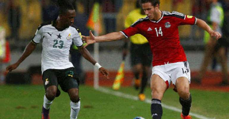 Egypt To Test Some New Faces Against Ghana Today