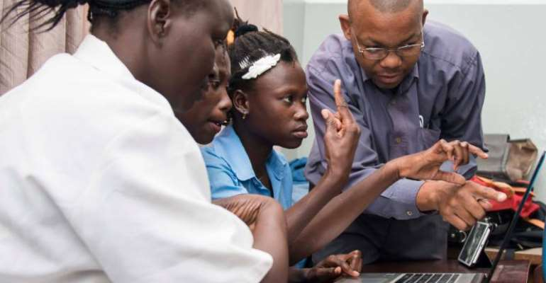 Africa Code Week Drives Inclusive Education With Coding Workshops For Hearing-Impaired Children In Mozambique