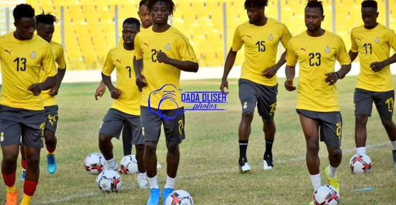 2021 AFCON Qualifiers: Black Stars Players To Interact With Supporters In Winneba And Mankessim