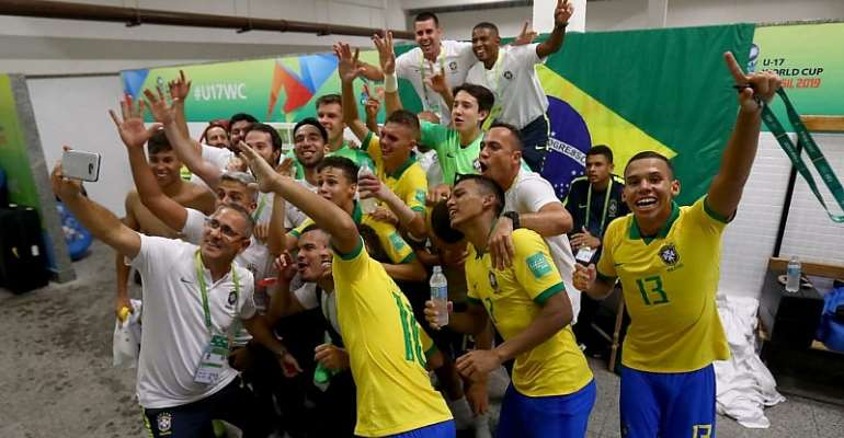 U-17 World Cup: France And Brazil Set Up Mouthwatering Semi Clash