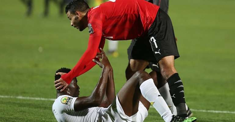 CAF U-23 AFCON: Ghana Throw Away Leads To Lose To Egypt [HIGHLIGHTS]