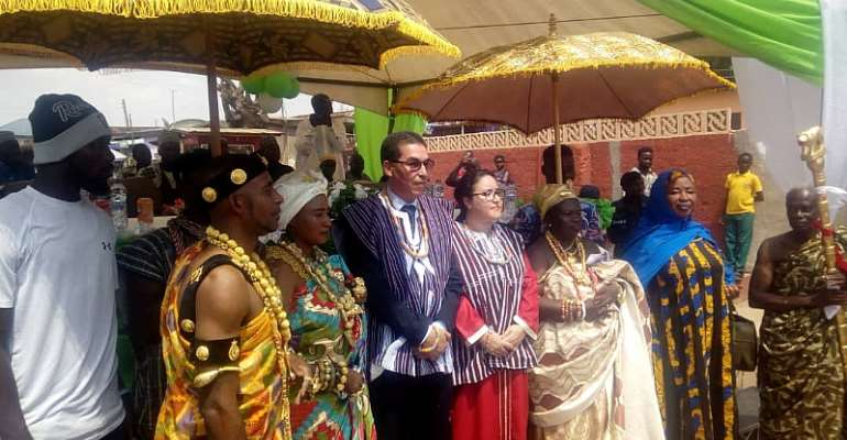 Moroccan Ambassador Pledges Support Islamic Education In Ghana