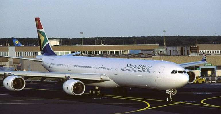 Union Threatens Shutdown Of South African Airline Over Proposed Lay Off