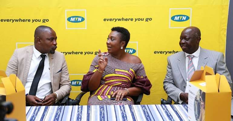 MTN Congratulates SWAG For Technological Innovation