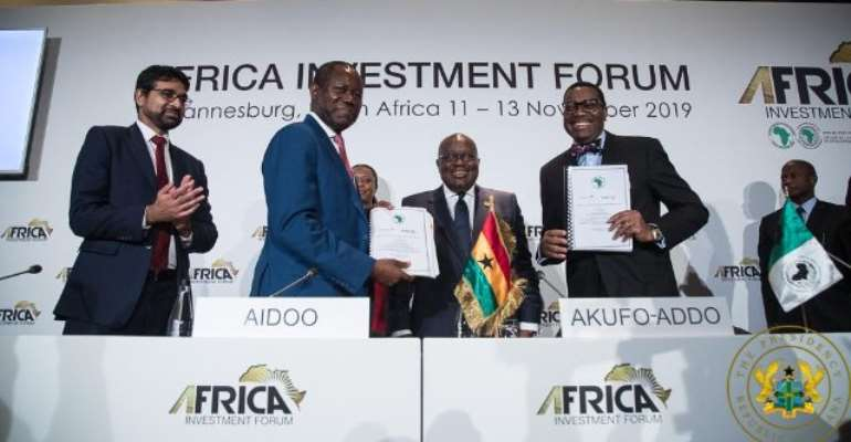 COCOBOD Receives $600m Syndicated Loan From AfDB