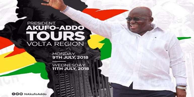 Akufo-Addo's Cold Confession: Intended Or A Slip?