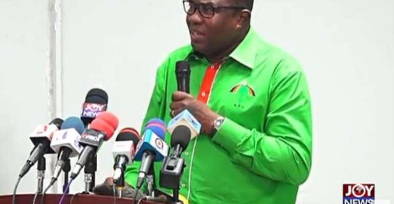 NDC Kick Against December Referendum