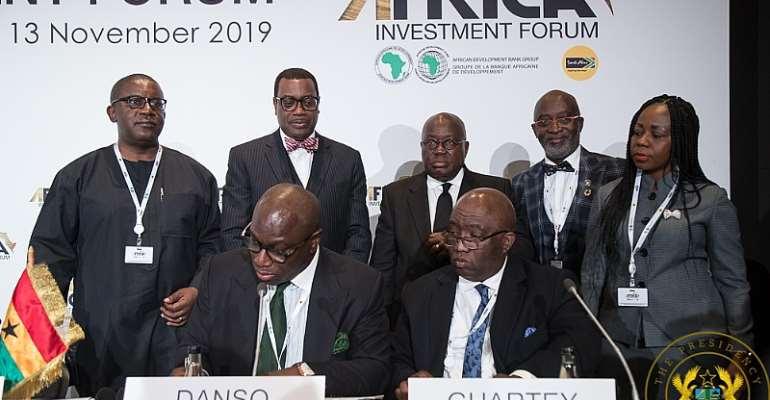 Ghana Strikes $2.3bn Concession Deal For SkyTrain Project