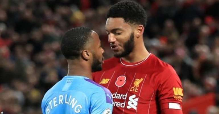 Raheem Sterling Kicked Out Of England Squad After Burst-Up With Joe Gomez