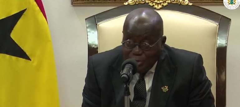 Rawlings' Death: I'm Extremely Disturbed, Saddened – Akufo-Addo