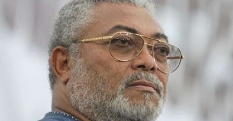 Akufo-Addo Confirms Rawlings Death Today