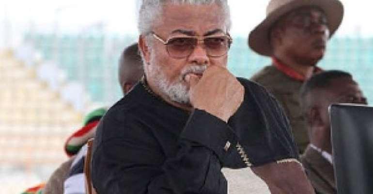 Sekondi-Takoradi In Shock Over Death Of Rawlings