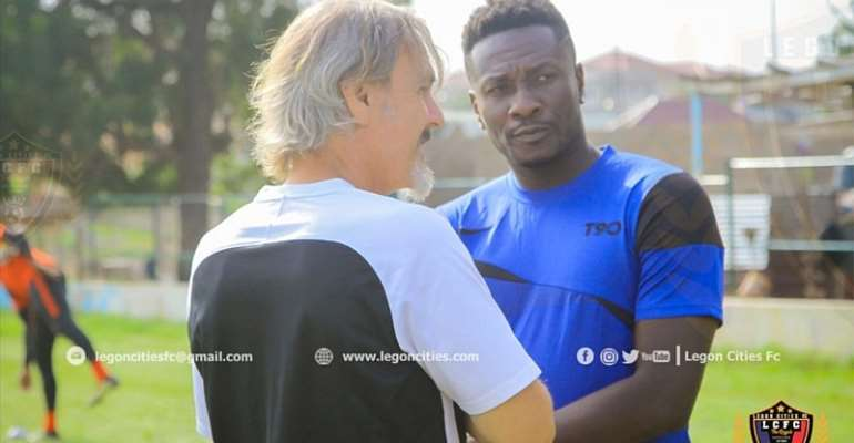 2021 Ghana Premier League: My Return To GPL Will Convince More Players To Return Home - Asamoah Gyan
