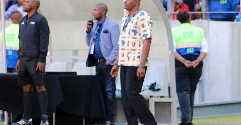 2021 AFCON Qualifiers; We Have To Be Mentally Prepared To Face Ghana - Molefi Ntseki