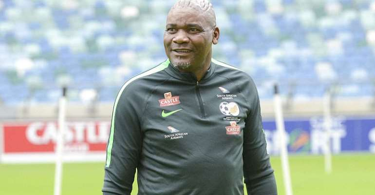 2021 AFCON Qualifiers: Coach Molefi Ntseki Reveals How South Africa Will Unsettle Ghana